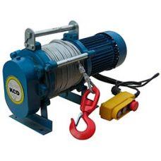Лебедка электрическая KCD 300 220в 0.3т-100м
