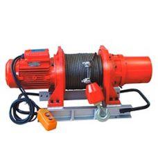 Лебедка электрическая KDJ-500Е1 380в 0.5т-30м