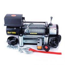 Лебедка для внедорожника Winch 9500 lbs с ДУ