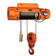 Передвижная электрическая таль CD1 1т-18м