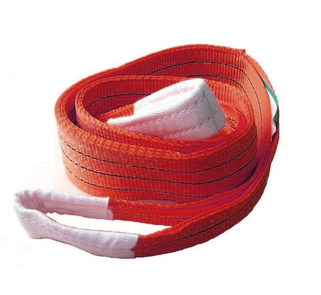 Текстильные петлевые стропы - достоинства и недостатки товара