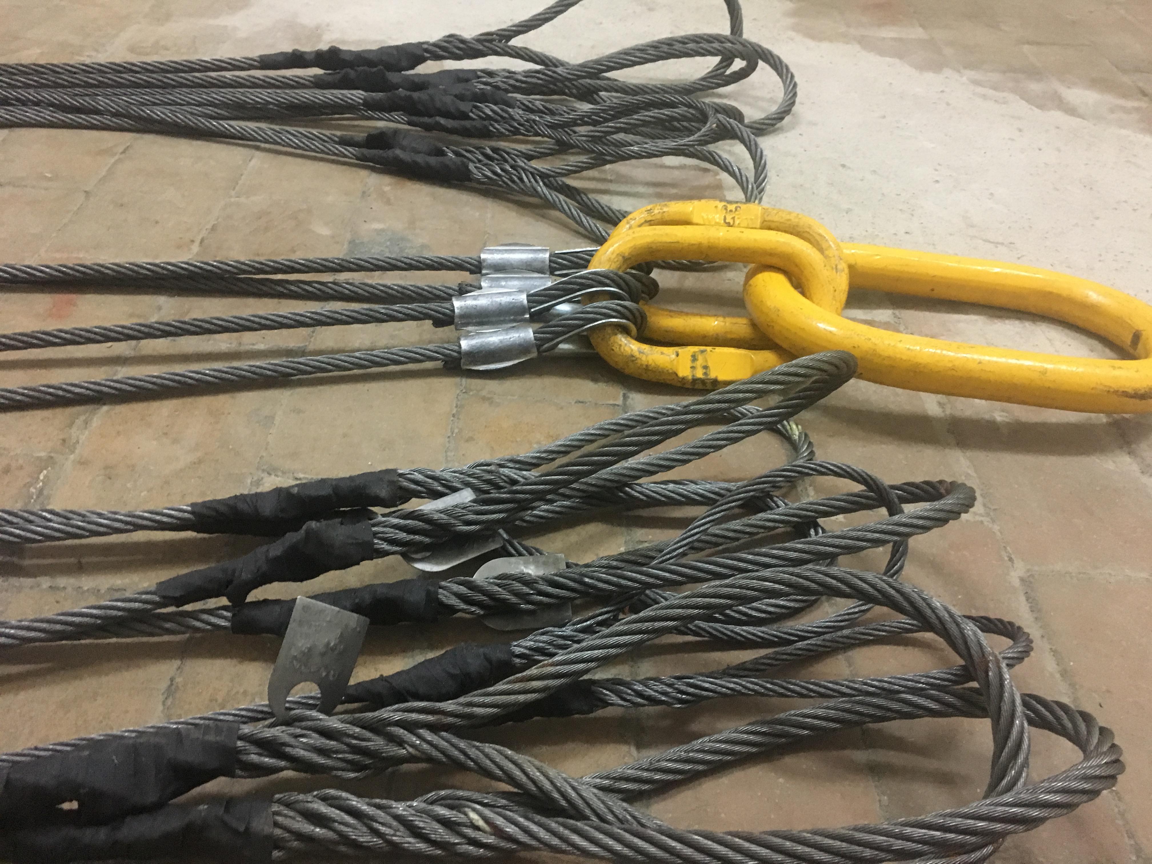 3 каковы правила хранения синтетических канатов и стропов