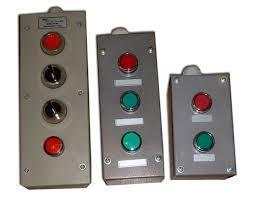 Подключение кнопочного поста